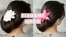 Up Do Hair Tutorial