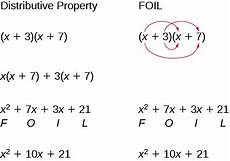 multiplying binomials worksheet with answers