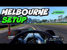 F1 2018 Melbourne Hotlap Setup 1 19 313