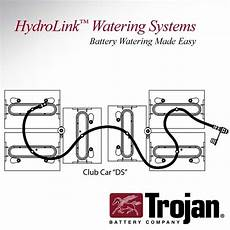 Trojan Hydrolink Battery Watering System Club Car Ds 48v T