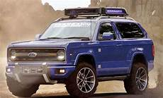 2018 Ford Bronco And Features It Needs To Bring Bronco