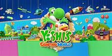 yoshi s crafted world nintendo switch nintendo