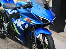 Gsx R Modif by Modifikasi Headl Suzuki Gsx R150 Ala Ducati Panigale