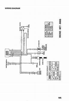 2000 trx wiring diagram 02 trx 90 no spark honda atv forum