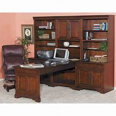 modular desk furniture home office aspen 7 piece modular office desk rc willey furniture store