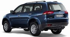 iab scoop mitsubishi pajero sport technical specifications and price