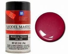 testors master 1962 gm honduras maroon spray paint