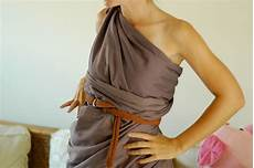 sheet toga 3 ways to make a toga out of a bedsheet wikihow