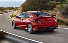 2019 Honda Civic Coupe by Goudy Honda 2019 Honda Civic Si Coupe Overview