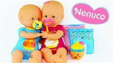 apertura bambole nenuco gemellini baby doll giochi per