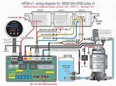 bmw mini r56 usdm wiring waterinjection info