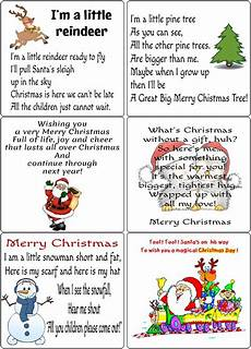 peel off kids christmas verses 2 sticky verses for cards and crafts