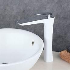 Wasserhahn Für Kleine Waschbecken - beelee wasserhahn hohe wei 223 bad armatur waschbecken
