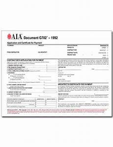 aia form g702