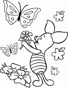 winnie the pooh and piglet coloring pages coloring home