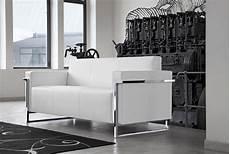 divanetti per ufficio divano imbottito con base in metallo cromato per negozio