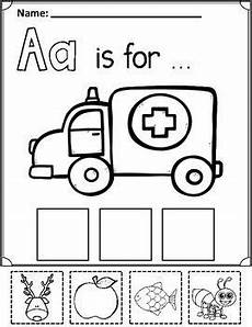alphabet worksheets for letter recognition 23434 pin on education
