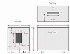 Free Kitchen Floor Plans Exles by Marshall 1960a Cabinet Plans Www Stkittsvilla