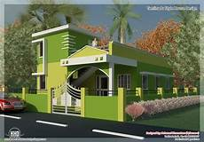 tamil nadu house plans with photos 875 sq feet 2 bedroom single floor home design a taste