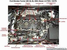 tdci motor1 dieselfilter mondeo mk3 203242982