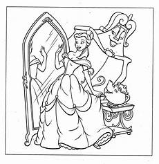 disney princess coloring pages to kids