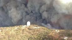 how the fire fight for australia s greatest observatory was won gizmodo australia