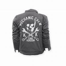 king kerosin worker jacket mechanic crew 89 90