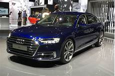 2019 audi a8 photos 2019 audi a8 rolls in ready to drive itself automobile