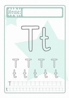 Kinder Malvorlagen Abc T 2 Jpg 2480 215 3508 Mit Bildern Buchstaben Schreiben