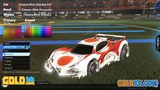 rocket league garage white pin by goldkk on rocket pass 3 guardian gxt designs
