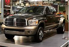 Dodge Ram 3500 Mpg