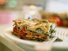 Vegetarische Lasagne Rezept - vegetarische lasagne mit tomaten und spinat rezept eat