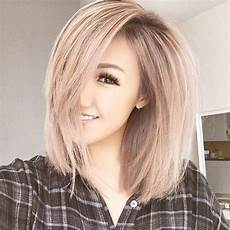 How To Style Blunt Cut Hair