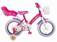 14 Zoll Kinderfahrrad Volare Disney Minnie Bow Tique Real