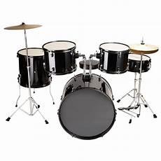Complete Size 5 Drum Set Cymbals Sets