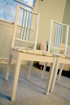 function style ikea borje chair mod craft room update