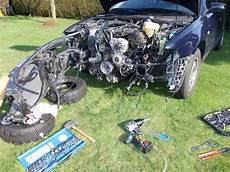 Dscn2287 Zahnriemenwechsel A4 1 6 Motor Audi A4