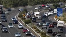 Circulation Toujours Perturb 233 E Sur L Autoroute A6