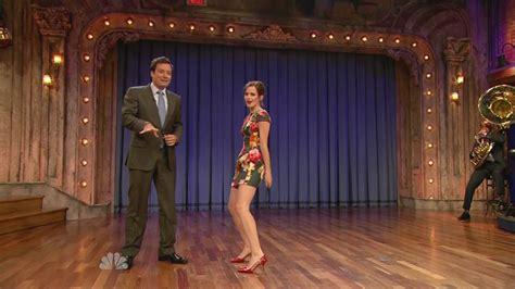 Emma Watson Dancing