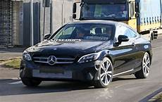 classe c 2018 2018 mercedes c class coupe next in line for a visit to