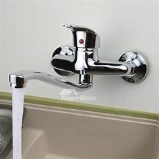 wall mount single handle kitchen faucet wall mount kitchen faucet silver 2 single handle chrome best