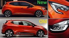 New 2019 Renault Clio Vs 2017 Renault Clio
