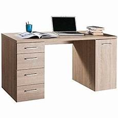 lade per scrivania scrivania per camerette o per ufficio tinta rovere sonoma