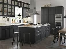 ikea cuisine rendez vous 201 pingl 233 par genevi 232 ve gilbert sur deco en 2019 cuisine ikea armoires de cuisine noirs et