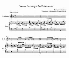 beethoven pathetique 2nd movement sheet music pdf