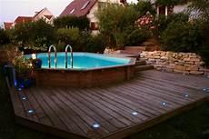 votre piscine semi enterr 233 e 30 id 233 es cr 233 atives
