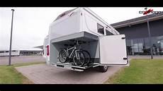 Wohnmobil Garage by Der Womo Scout Pr 228 Sentiert Die Innovative Pedelec Garage
