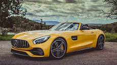amg gt c the 2018 mercedes amg gt c roadster is for porsche