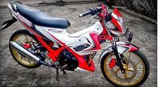 Modifikasi Motor Satria 2 Tak Road Race by Modifikasi Satria 2 Tak
