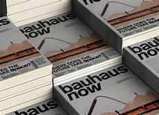 bauhaus now una nuova rivista celebra l influenza del